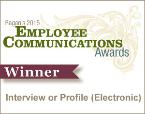 Best Interview or Profile (Electronic)