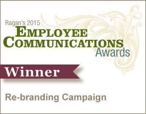 Best Re-branding Campaign