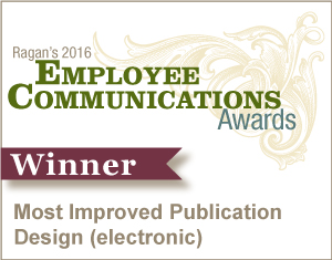 Most Improved Design (Electronic)