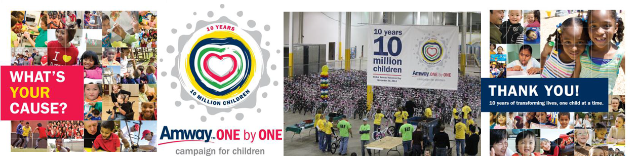 One by One Global Volunteer Day 2013- Logo