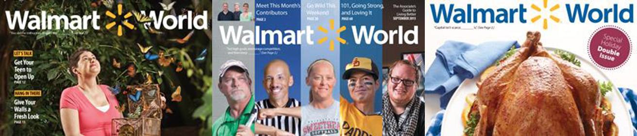 Walmart World- Logo