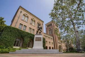 USC seeks to rebuild trust, as its president resigns amid campus sex scandal