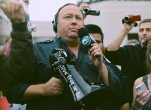 Spotify, Facebook, Apple, YouTube and more ban Alex Jones for hate speech