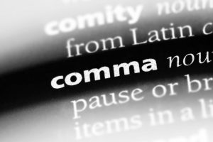 Costly commas and other pricey punctuation goofs