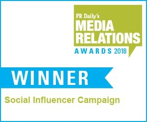 Social Influencer Campaign