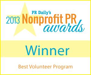 Best Volunteer Program