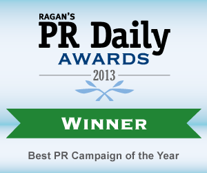 Grand Prize: Best PR Campaign of the Year
