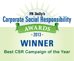 Grand Prize: Best CSR Campaign of the Year