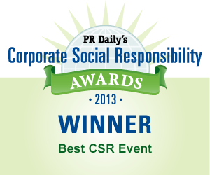 Best CSR Event