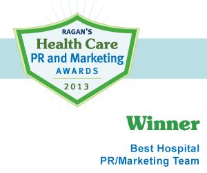 Best Hospital PR/Marketing Team
