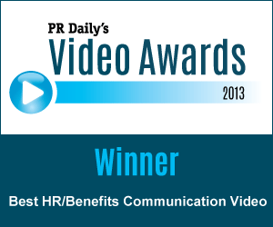 Best HR/Benefits Communication VIdeo