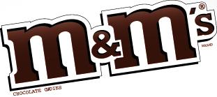 M&M's 75th Anniversary: #CelebratewithM- Logo
