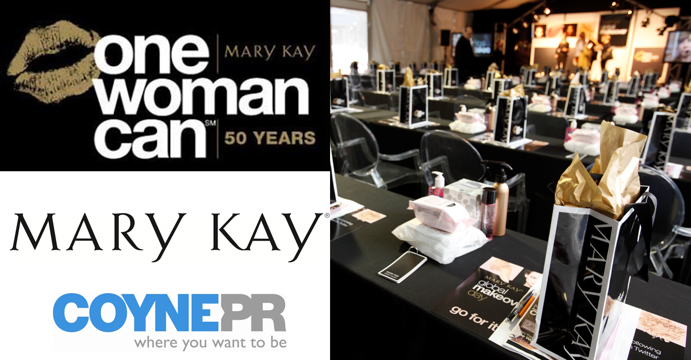 Mary Kay® Global Makeover Day- Logo