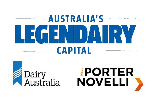 Australia's LEGENDAIRY Capital- Logo