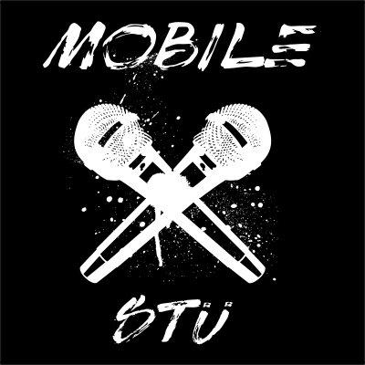 #BlackwithBlue for Mobile Stü- Logo