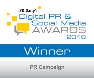 Best PR Campaign