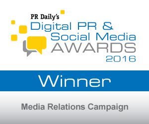 Best Media Relations Campaign