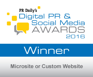 Best Microsite or Custom Website