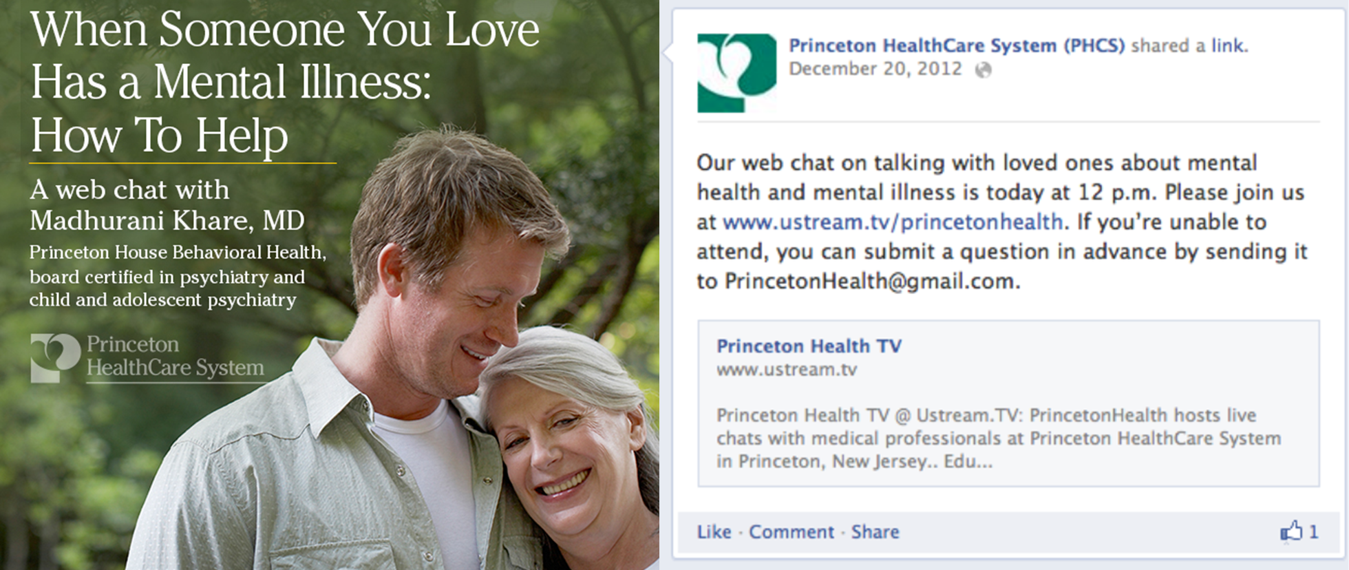 When Someone You Love Has A Mental Illness: How to Help- Logo