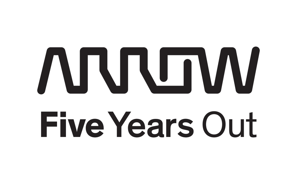 Five Years Out/Arrow Global CSR Program Annual Report (2017)- Logo