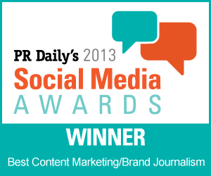 Best Use of Social Media for Content Marketing/Brand Journalism