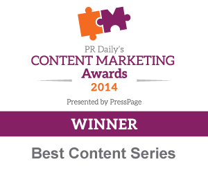 Grand Prize: Best Content Marketing Strategy