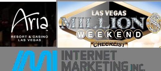 Las Vegas Million Dollar Weekend Checklist- Logo