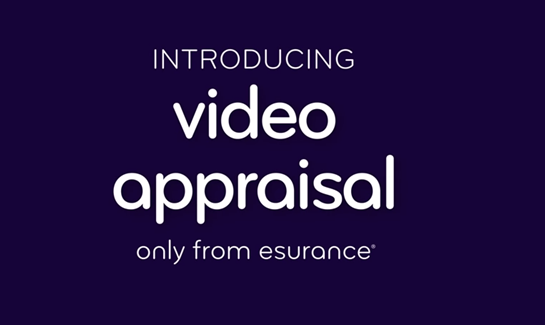 Video Appraisal — The First of its Kind in the Insurance Industry- Logo