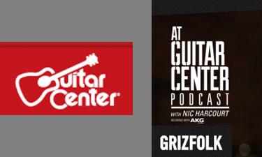 Guitar Center Sessions on DIRECTV- Logo