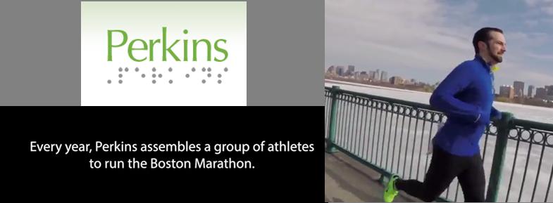 I Run for Perkins- Logo