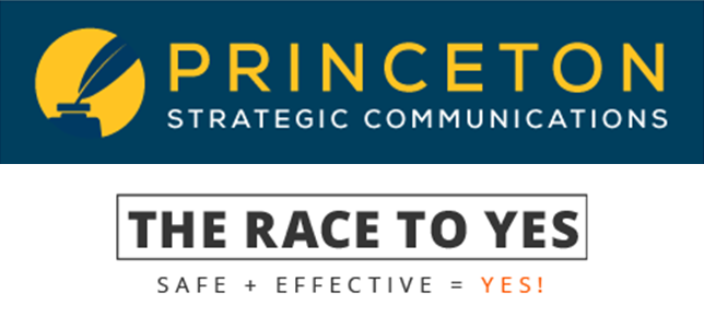 The Race to Yes- Logo
