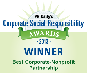 Best Corporate-Nonprofit Partnership