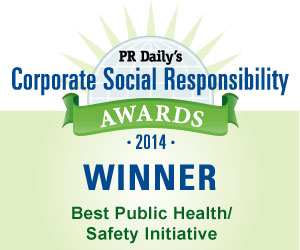 Best Public Health/Safety Initiative