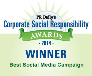 Best Social Media Campaign