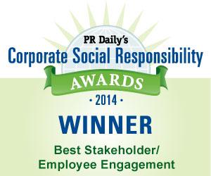 Best Stakeholder Engagement
