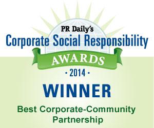 Best Corporate-Community Partnership
