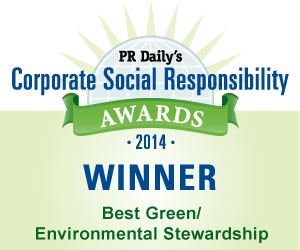 Best Green/Environmental Stewardship