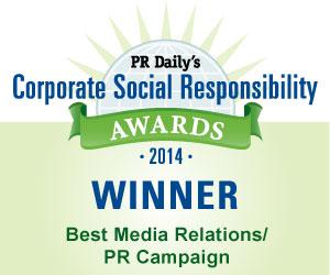 Best Media Relations/PR Campaign