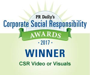 CSR Video or Visuals
