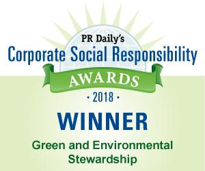 Green and Environmental Stewardship
