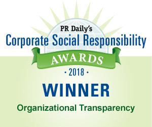 Organizational Transparency