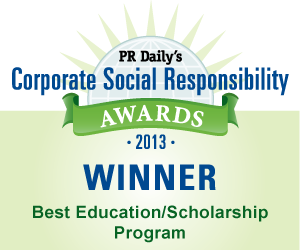 Best Education/Scholarship Program