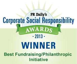 Best Fundraising/Philanthropic Initiative