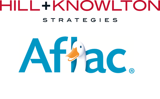 Aflac Supports Small Business Owners in the New Health Care Reality- Logo