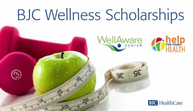 BJC Wellness Scholarships- Logo