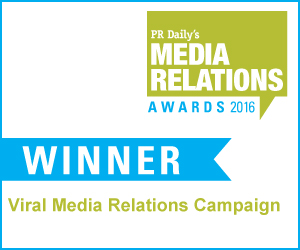 Best Viral Media Relations Campaign