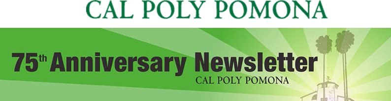 75th Anniversary Newsletter- Logo