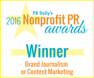 Best Brand Journalism or Content Marketing Campaign