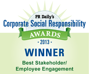 Best Stakeholder/Employee Engagement