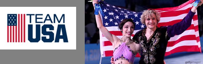 Team USA 2014 Road to Sochi: Qualified- Logo